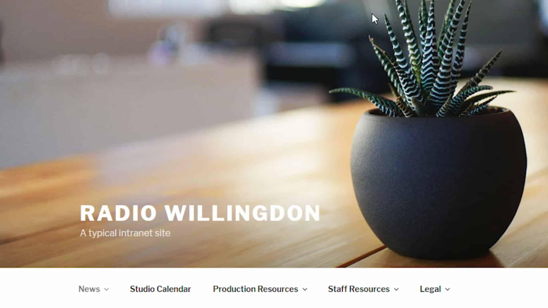 [Lynda] WordPress: Creating an Intranet Website