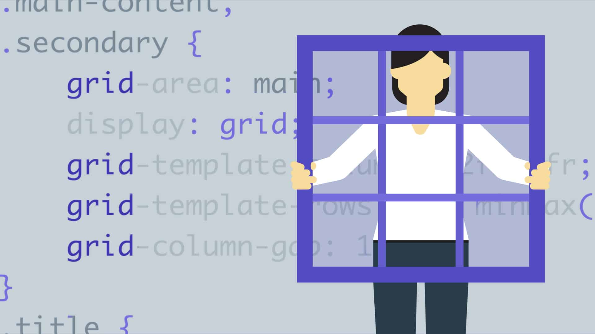 [Lynda] CSS: Advanced Layouts with Grid