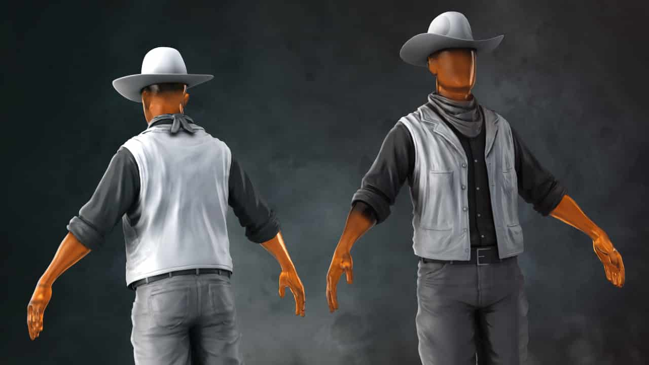 [Pluralsight] Creating Realistic Clothing in ZBrush