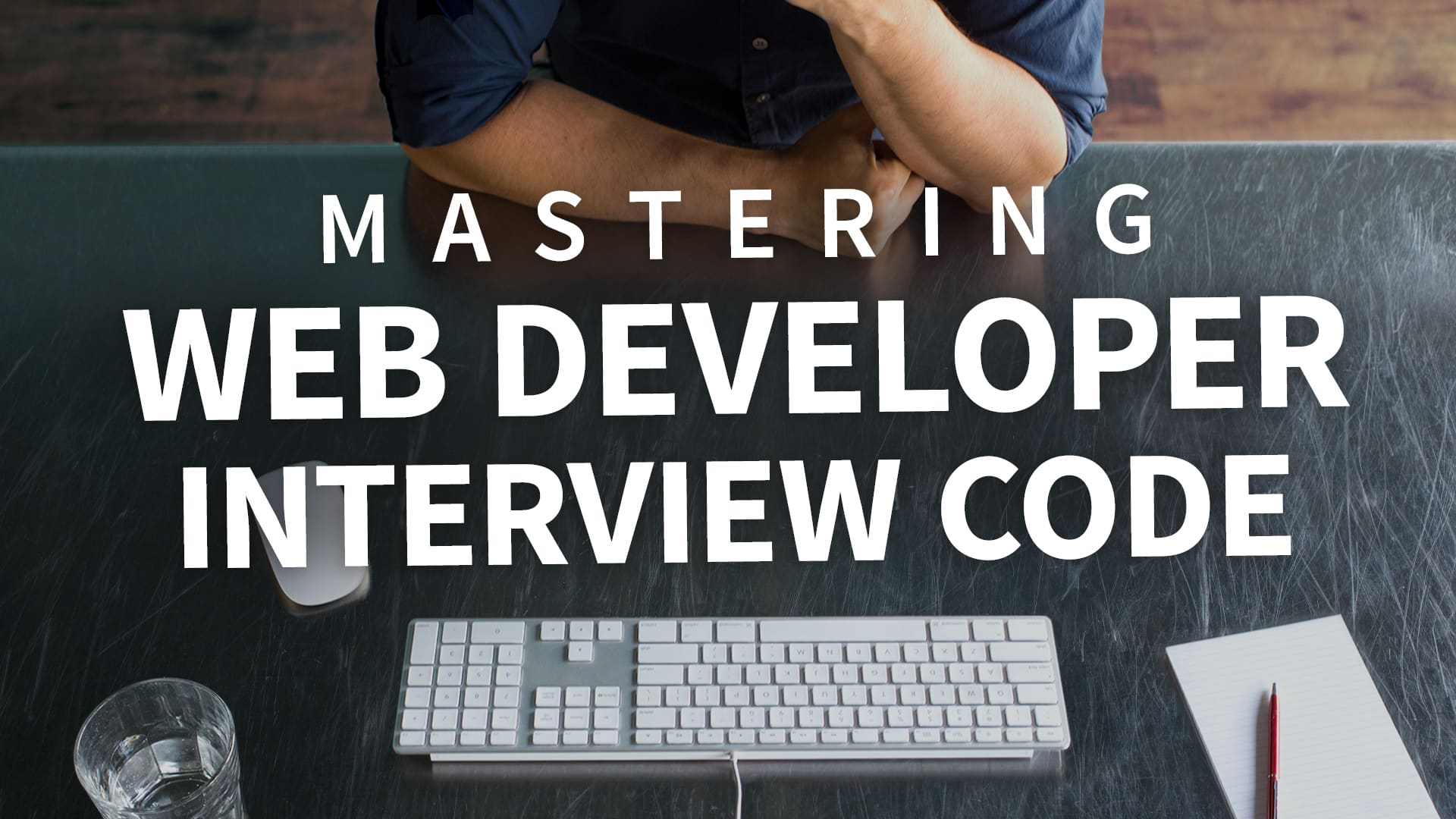 [Lynda] Mastering Web Developer Interview Code