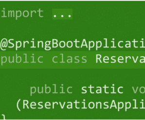 [Linkedin] Learning Spring with Spring Boot