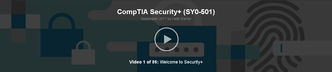 [CBT Nuggets] CompTIA Security+ (SY0-501)