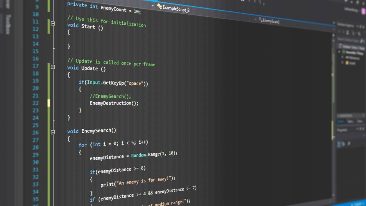 [Pluralsight] Unity C# Scripting Fundamentals
