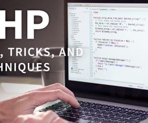 [Lynda] PHP Tips, Tricks, and Techniques