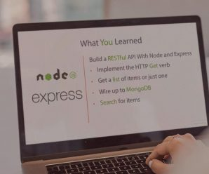 [Pluralsight] RESTful Web Services with Node.js and Express