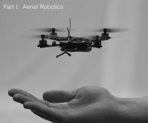 [Coursera] Robotics: Aerial Robotics