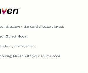 [teamtreehouse] Building with Maven
