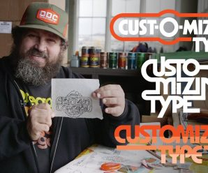[SKILLSHARE] Customizing Type with Draplin: Creating Wordmarks That Work
