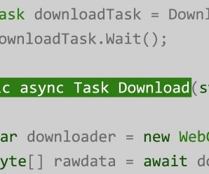 [Linkedin] Async Programming in C#
