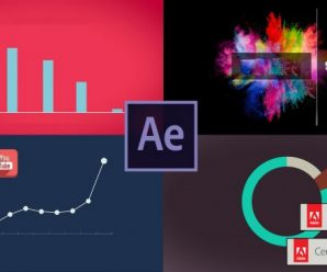 [SKILLSHARE] Adobe After Effects CC – Animated Infographic Video & Data Visualisation.