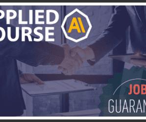 [AppliedAICourse] Applied Machine Learning Course