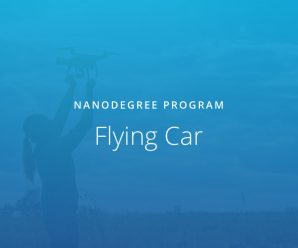 [UDACITY] Flying Car v1.0.0