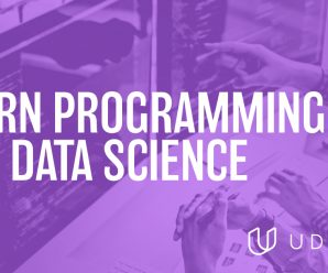 [UDACITY] Programming for Data Science v1.0.0