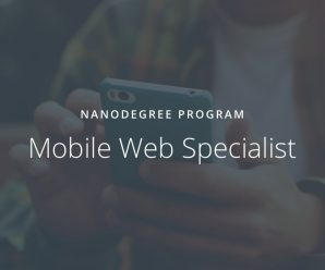 [UDACITY] Mobile Web Specialist v1.0.0