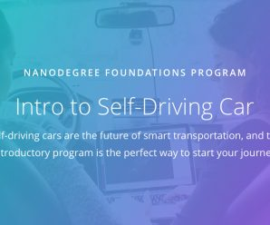 [UDACITY] Intro to Self-Driving Cars v1.0.0