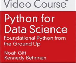 [O'REILLY] Python for Data Science Complete Video Course Video Training