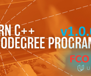 [UDACITY] C++  v1.0.0