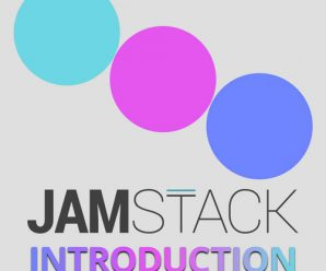 [Frontend Masters] Introduction to the JAMStack