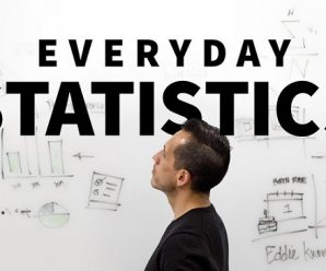 [LYNDA] Everyday Statistics, with Eddie Davila