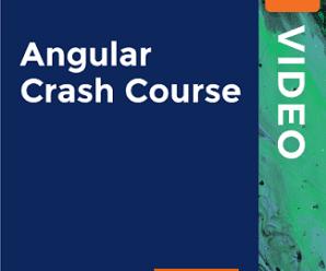 [PacktPub] Angular Crash Course [Video]