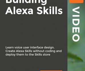 [PacktPub] Hands-on Building Alexa Skills [Video]