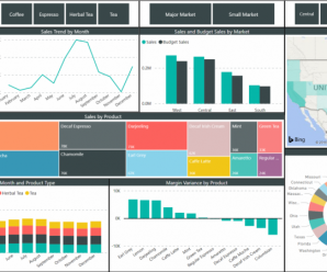 [SkillShare] Microsoft Power BI – Complete Beginners Guide to Financial Dashboards
