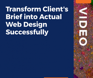 [PacktPub] Transform Client's Brief into Actual Web Design Successfully [Video]