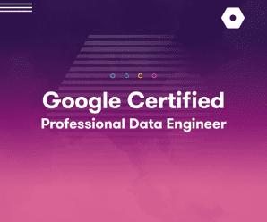 [A Cloud Guru] Google Certified Professional Data Engineer