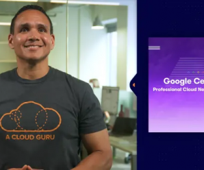 [A Cloud Guru] Google Certified Professional Cloud Network Engineer (2020)