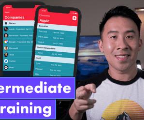 [LetsBuildThatApp] Intermediate Training Core Data [LBTA]