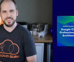 [A Cloud Guru] Google Certified Professional Cloud Architect 2020