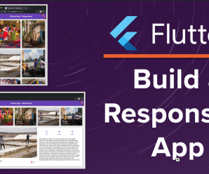 [SkillShare] Flutter – How to Build an Ultimate Responsive App