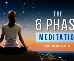 [Mindvalley] The 6 Phase Meditation Program – Vishen Lakhian