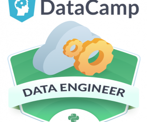 [DataCamp] Data Engineer with Python [Career  Track]