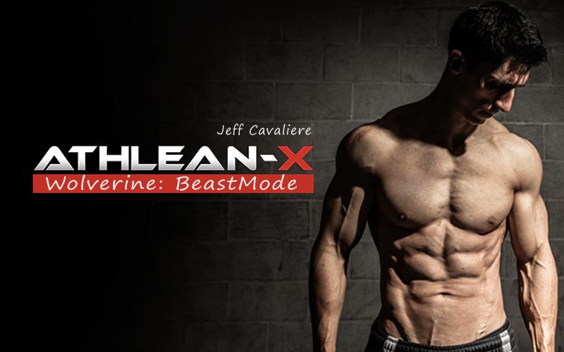 [ATHLEAN-X] Wolverine: BeastMode [Jeff Cavaliere]