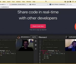 [Code4Startup] Build Collaborative editor and Real-time video call with NodeJS