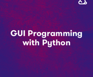 [A Cloud Guru] GUI Programming with Python