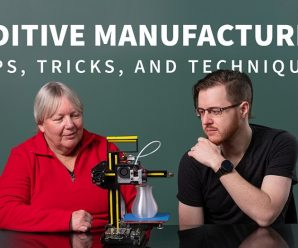[LYNDA] Additive Manufacturing: Tips, Tricks, and Techniques
