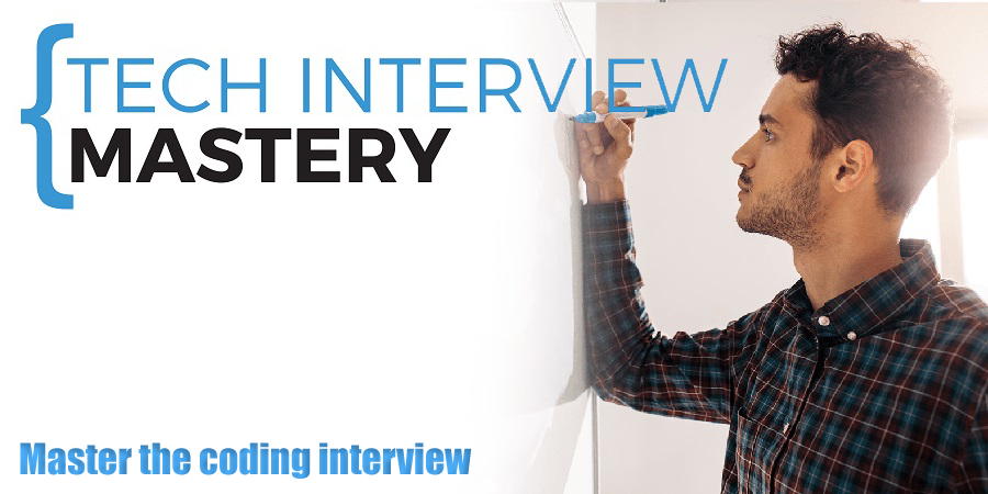 [Tech Interview Mastery] Master The Voding Interview