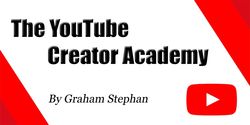 [Teachable] The YouTube Creator Academy By Graham Stephan