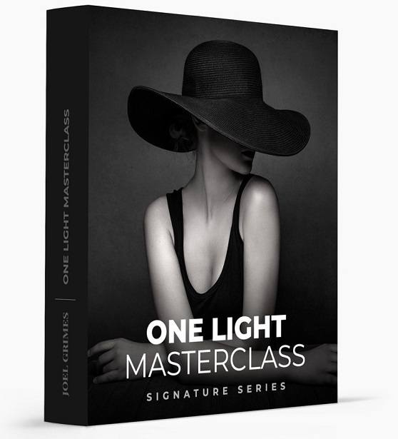 [Joel Grimes] One Light Masterclass