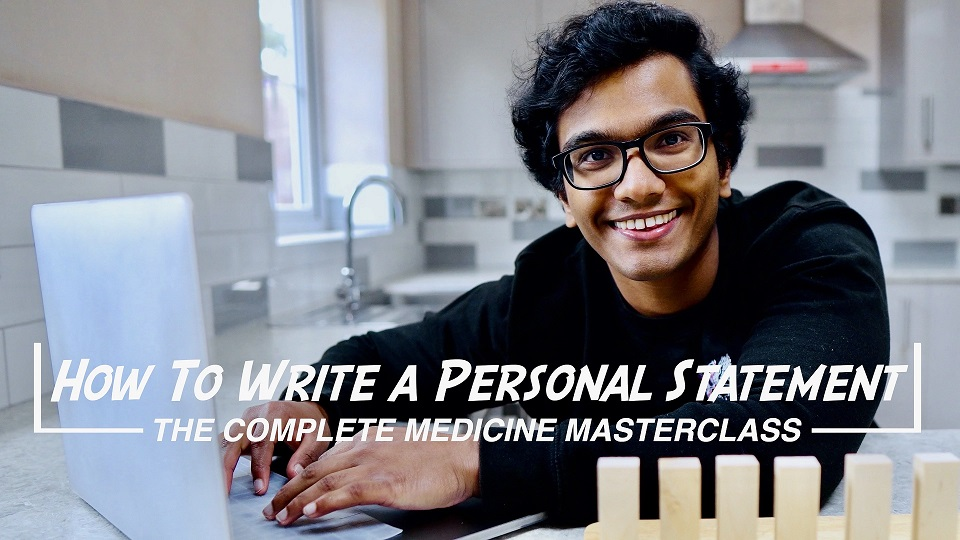 [SkillShare] How to Write a Personal Statement – The Complete Medicine Masterclass
