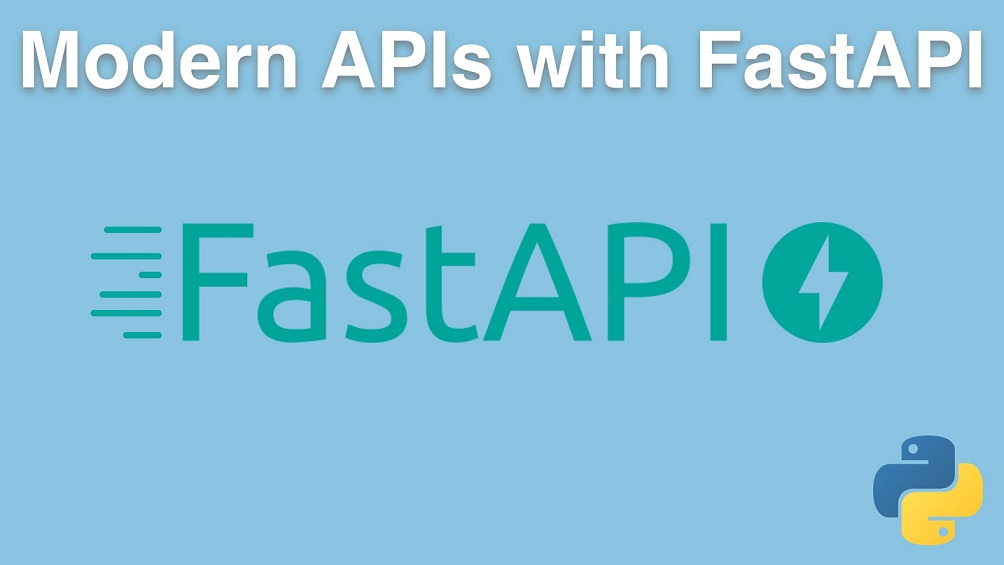 [TalkPython] Modern APIs with FastAPI and Python Course