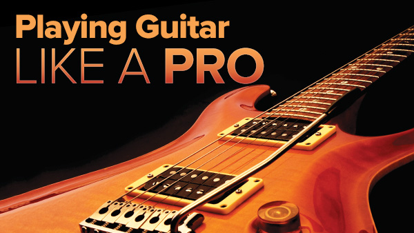 [The Great Courses] Playing Guitar like a Pro: Lead, Solo, and Group Performance