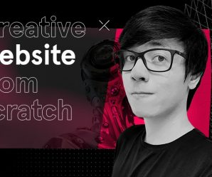[Awwwards] Building An Immersive Creative Website From Scratch Without Frameworks