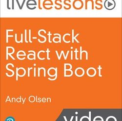 [O'REILLY] Full-Stack React with Spring Boot