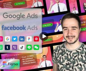 [SkillShare] Figma for Digital Marketing and Growth Hacking [2021]
