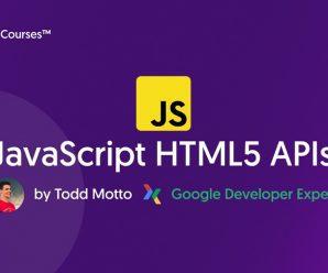 [Ultimate Courses] JavaScript HTML5 APIs