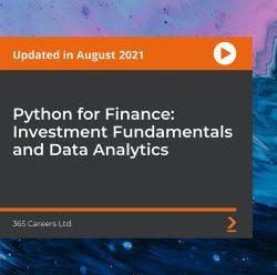 [PacktPub] Python for Finance: Investment Fundamentals and Data Analytics [Video]