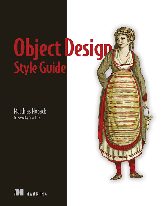 [MANNING] Object Design Style Guide [Videos + eBook]